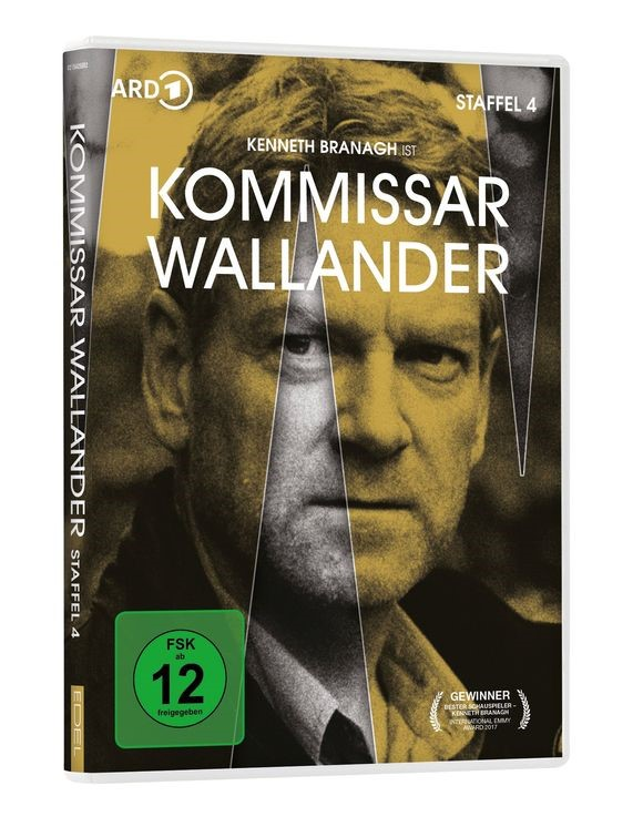 kommissar wallander cover